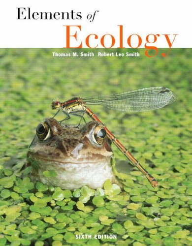 9780805348309: Elements of Ecology