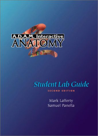 9780805350494: A.D.A.M. Interactive Anatomy Student Lab Guide (2nd Edition)
