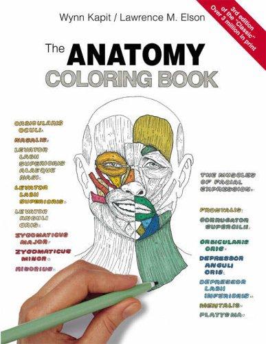 Kapit Wynn Elson Lawrence M Anatomy Coloring Book Abebooks