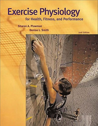 9780805353259: Exercise Physiology for Health, Fitness and Performance