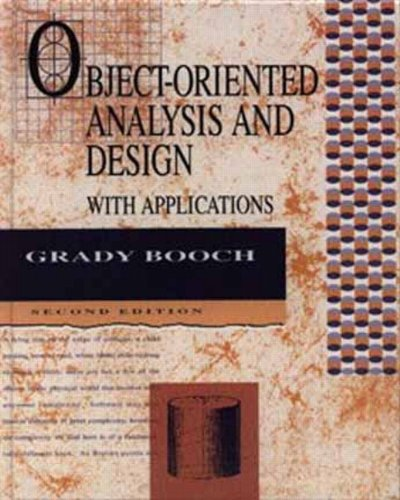 9780805353402: Object Oriented Analysis and Design with Applications (OBT)