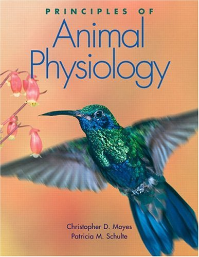 9780805353518: Principles of Animal Physiology (The Physiology Place Series)