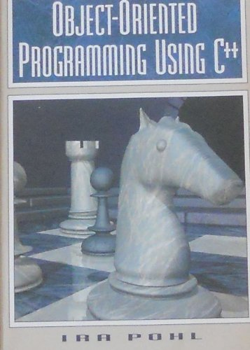 9780805353822: Object-Oriented Programming Using C++ (The Benjamin/Cummings series in object-oriented software engineering)