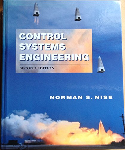 9780805354249: Control Systems Engineering, 2nd Edition