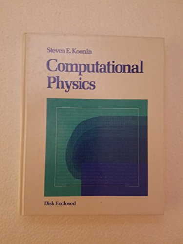 9780805354300: Computational Physics