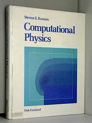 9780805354300: Computational Physics