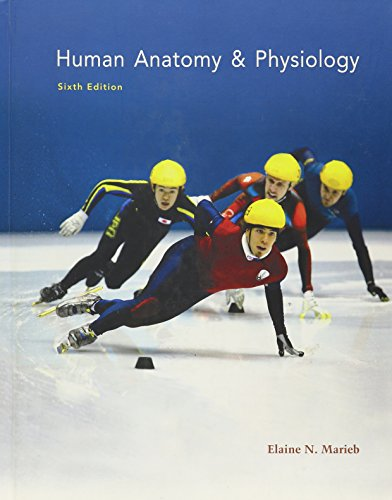 Human Anatomy and Physiology, 6th Edition by Marieb: Pearson ...