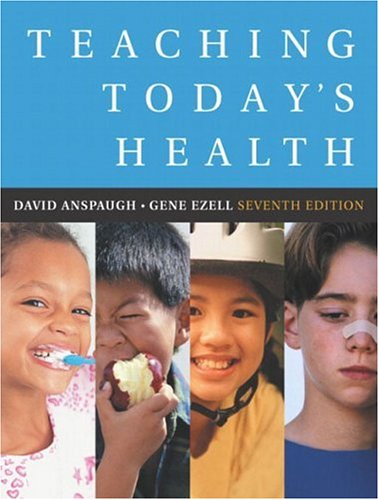 Teaching Today's Health: Gene Ezell; David