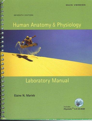 Human Anatomy & Physiology: Elaine N. Marieb