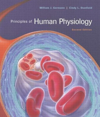 9780805356908: Principles of Human Physiology (2nd Edition) (The Physiology Place Series)