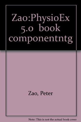 Zao:PhysioEx 5.0 book componentntg