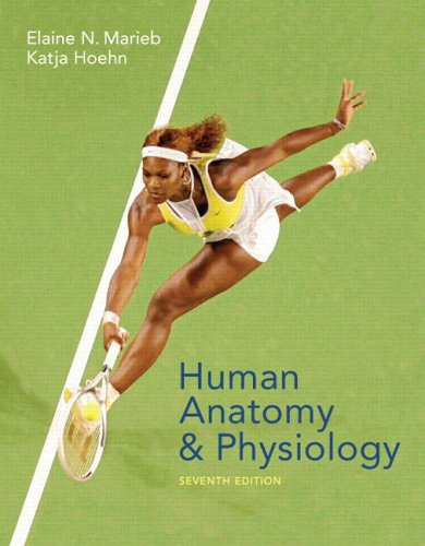 9780805359091: Human Anatomy and Physiology