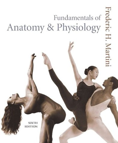 9780805359336: Fundamentals of Anatomy & Physiology, Sixth Edition