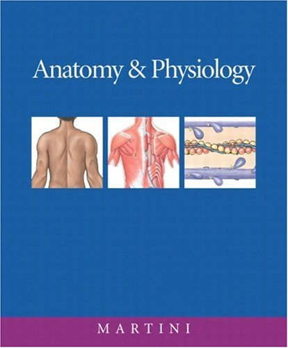 9780805359466: Anatomy & Physiology and InterActive Physiology 8-System Suite CD-ROM Plus Access to Companion Web site