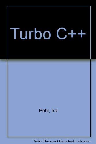 9780805360172: Turbo C++