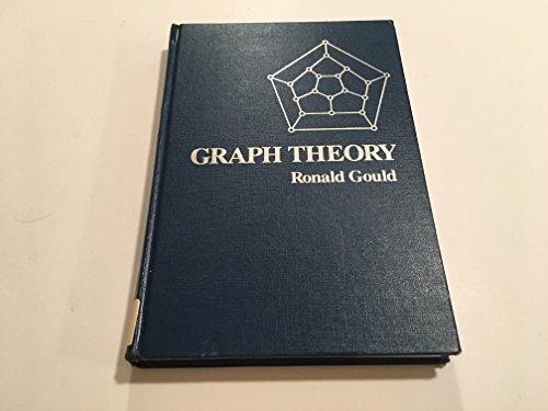 9780805360301: Graph Theory