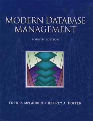 9780805360479: Modern Database Management