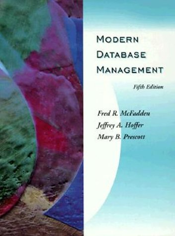 9780805360547: Modern Database Management (5th Edition)