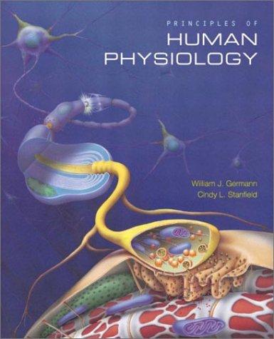 9780805360561: Principles of Human Physiology