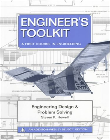 9780805363500: Engineering Design and Problem-Solving
