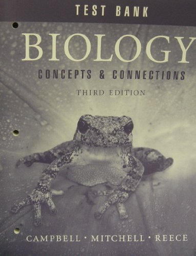 9780805365931: Biology: Concepts & Connections