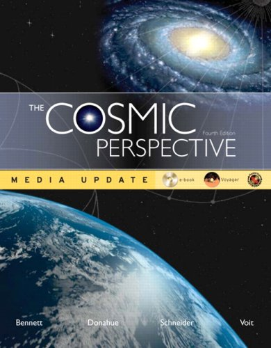 9780805366471: Cosmic Perspective Media Update with MasteringAstronomy(TM) and Voyager SkyGazer Planetarium Software, The (4th Edition)