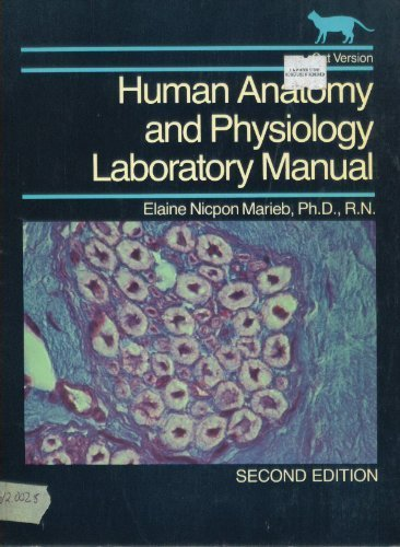 9780805367263: Human Anatomy and Physiology: Cat Edition: A Laboratory Manual