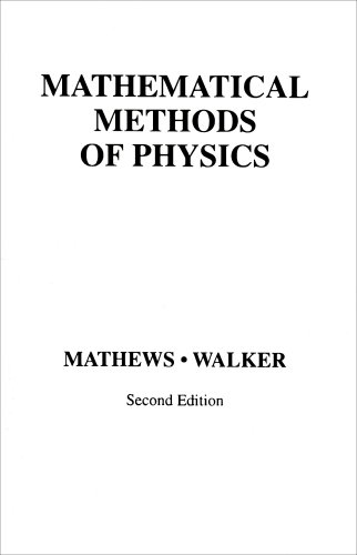 9780805370027: Mathematical Methods of Physics (2nd Edition)