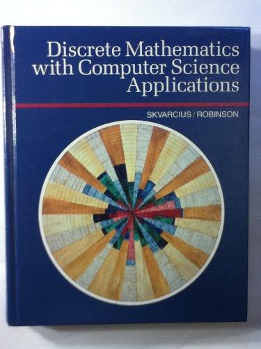 Discrete Mathematics with Computer Applications: Skvarcius, Romualdas