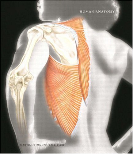 9780805372106: Human Anatomy, 5th Edition