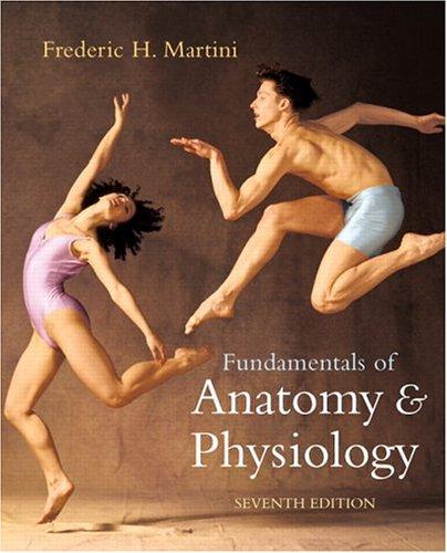 9780805372809: Fundamentals of Anatomy & Physiology (7th Edition)