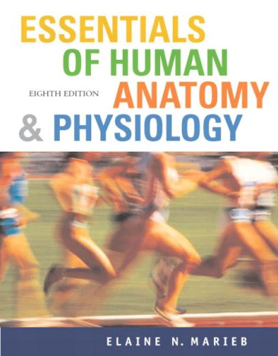 9780805373271: Essentials of Human Anatomy and Physiology