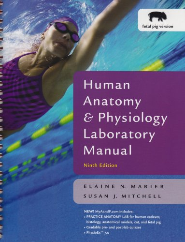 9780805373639: Human Anatomy and Physiology Lab Manual, Fetal Pig Version (text component)