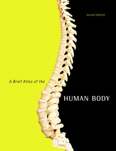 9780805373738: Brief Atlas of the Human Body, A (ValuePack Only)