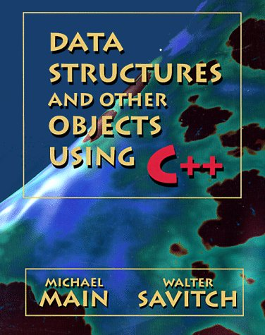 9780805374704: Data Structures & Other Objects Using C++