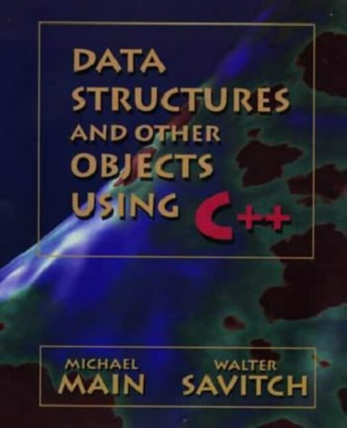9780805374704: Data Structures and Other Objects Using C++