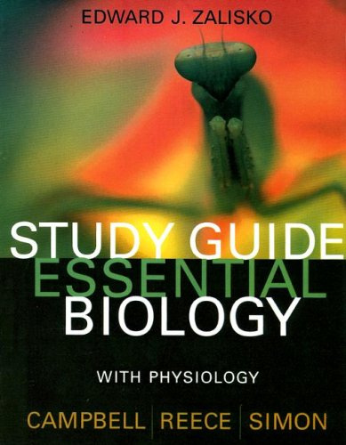 9780805374940: Essential Biology with Physiology, Study Guide