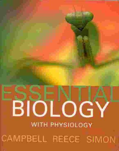 9780805375039: Essential Biology with Physiology
