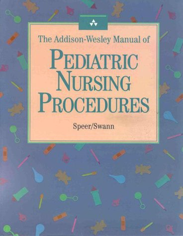 Pediatric Nursing Procedures Book
