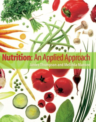 9780805376821: Nutrition: An Applied Approach with MyPyramid Study Card