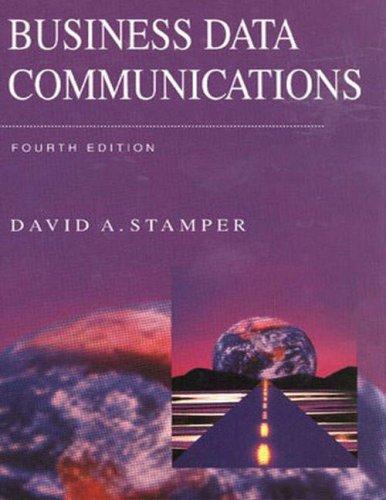 9780805377156: Business Data Communications