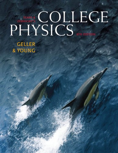 9780805378238: Sears & Zemansky's College Physics,  Vol. 2, 8th Edition