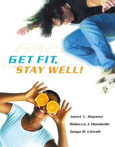 9780805379143: Get Fit, Stay Well!