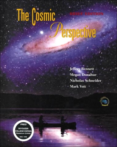 9780805380378: The Cosmic Perspective, Brief with Skygazer CD-ROM