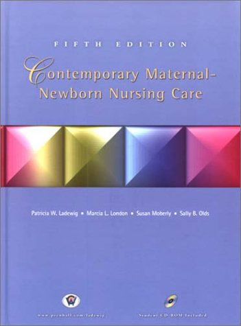 9780805380514: Contemporary Maternal-newborn Nursing Care
