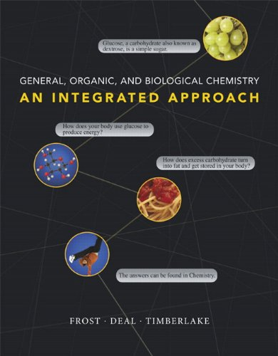 9780805381788: General, Organic, and Biological Chemistry: An Integrated Approach