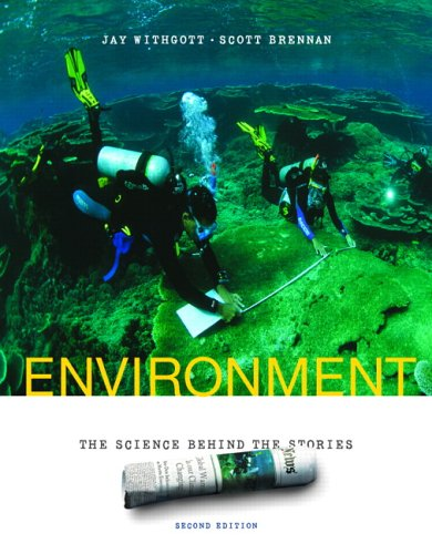 9780805382037: Environment: The Science Behind the Stories (2nd Edition)