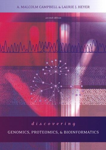 Discovering Genomics, Proteomics And Bioinformatics: Campbell, A Malcom;