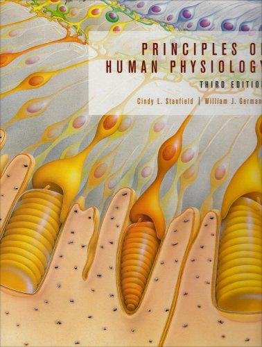 9780805382877: Principles of Human Physiology