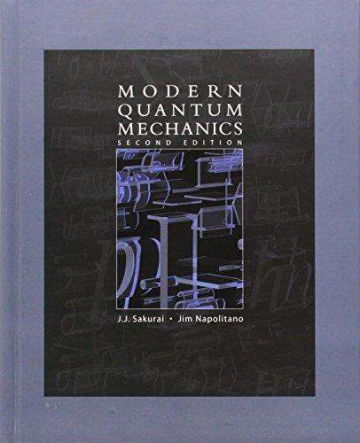 9780805382914: Modern Quantum Mechanics (2nd Edition)